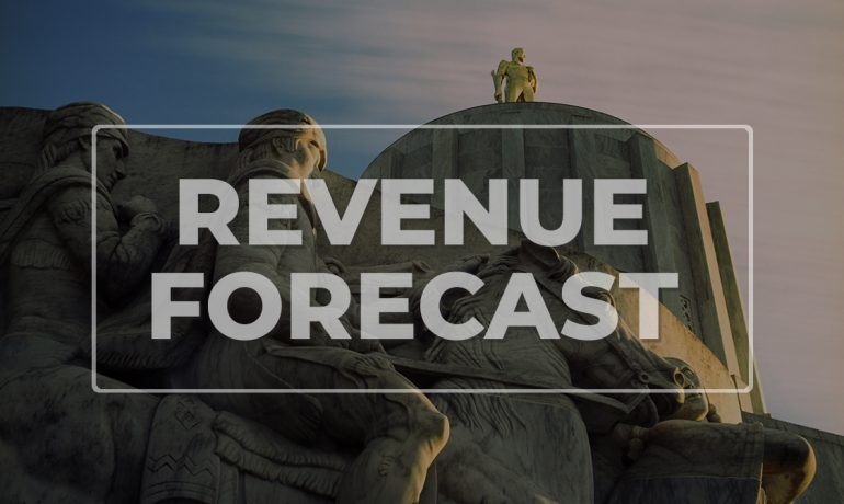 Oregon Economist: Revenues Continue to Exceed Projections