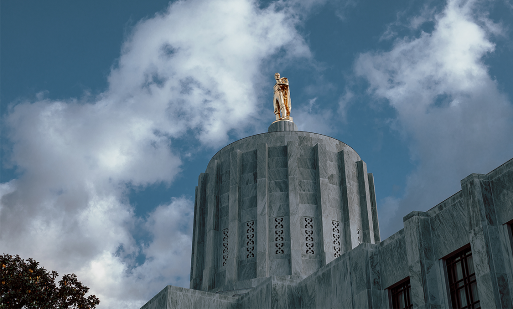 Oregon Legislature Completes Act I of Rebalancing the State Budget